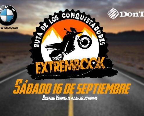 rutas con roadbook