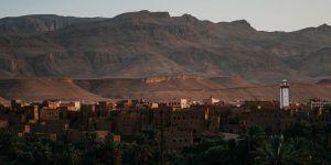 Viaje en Moto Trail a Marruecos